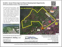 26 63 acres prime cape cod resort development opportunity
