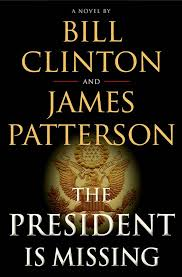 the president is missing bill clinton patterson pen new