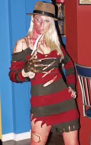 Krueger Halloween Costume Freddy Krueger Makeup Female Mugeek Vidalondon