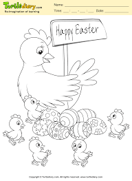 chicken coloring page 100 images chickens coloring page free