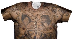 those jr smith tattoo t shirts are really releasing