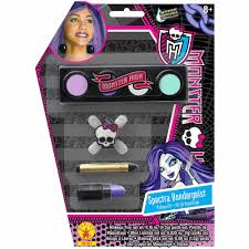 Monster High Halloween Costumes Girls Monster High Spectra Vondergeist Makeup Kit Halloween