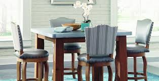 zinc tables palettes by winesburg