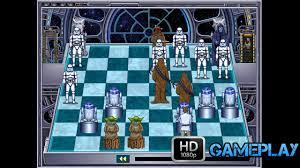 star wars chess gameplay youtube