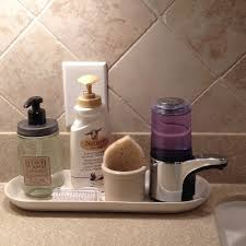 Kitchen Sink Store What Do You At Your Kitchen Sink To Hold Soap Sponge Etc