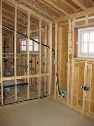double stud wall home plans home plans