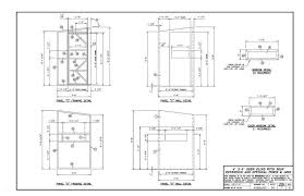 Layout Hunting Blinds Please Critic My 4x6 Deer Blind Layout Plans Will Follow Later