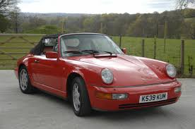 porsche 964 cabriolet for sale 1992 porsche 964 carrera 4 cabriolet for sale castle classic cars