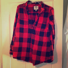 Maternity Plaid Shirt 53 Off Old Navy Tops Maternity Buffalo Plaid Tunic From