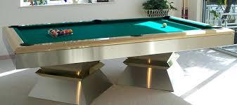 Custom Pool Tables by Large Custom Pool Tables Futuristic Pool Table Bullyfreeworld