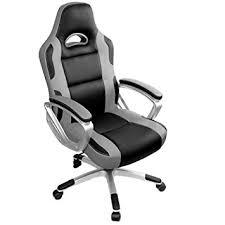 fauteuil ergonomique bureau iwmh racing chaise de bureau gaming siège baquet sport fauteuil