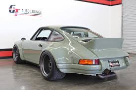 porsche rauh welt historic beautiful u0027rwb u0027 porsche 911 turbo up for sale