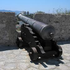 siege canon 24 pounder gun