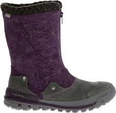 merrell s winter boots sale merrell s silversun zip 400g waterproof winter boots