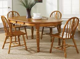 Oval Oak Dining Table Oval Oak Dining Table And Chairs Contemporary Oval Dining Table