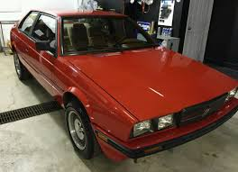 classic maserati for sale 1987 maserati biturbo si excellent condition 1 owner low miles