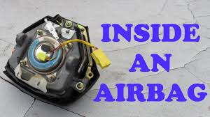 are lexus airbags being recalled how an airbag works takata recall explained youtube