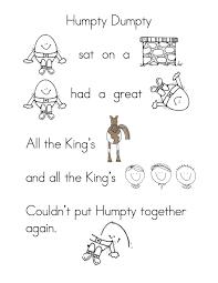 thanksgiving rhyme more fun with nursery rhymes kindergarten nana