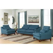 Navy Blue Sofa Set Fabric Sofas U0026 Sectionals Costco