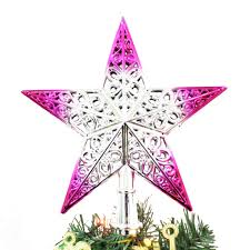 Outdoor Tree Ornaments by Online Buy Wholesale Outdoor Star Decorations From China Outdoor