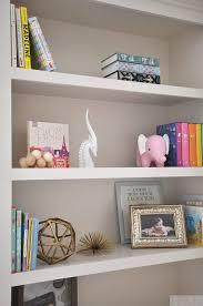 Baby Nursery Bookshelf Pink Black And Gold Baby Shower Honey We U0027re Home