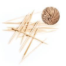 toothpick dispenser 190 pack natur item 38813 franz mensch