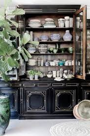 clean simple contemporary version of a china curio cabinet