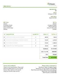 748962435871 examples of receipts for services word cookie