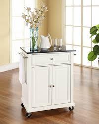 black granite top kitchen island white kitchen island cart u2013 quicua com