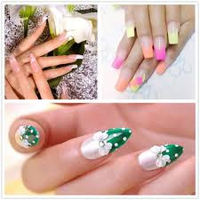 801a special use for french nail builder gel soak off nail