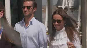 pippa middleton and new husband james matthews spotted in darwin
