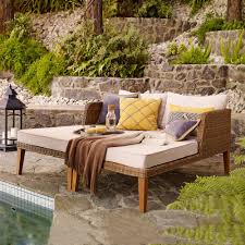 thy hom atg3424bnbg nicollo 2 piece outdoor wicker daybed loungers