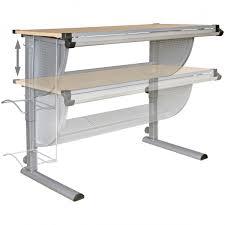 Schreibtisch Kinder Wohnling Design Kinderschreibtisch Maxi Holz 120 X 60 Cm Buche