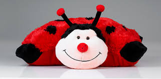 light up ladybug pillow pet my pillow pets america s hottest brands 2010 print edition adage