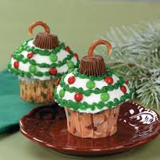 ornament cupcakes free recipes coloring pages for