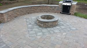 Ep Henry Fire Pit by Ep Henry Cambridge Cst Techo Bloc Retaining Walls U2013 Paradise