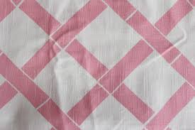Pink Trellis Curtains The Pursuit Of Style Page 20