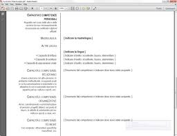 curriculum vitae formato europeo download pdf da compilare curriculum curriculum vitae europeo in pdf download