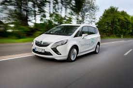 opel zafira 2014 opel zafira tourer again most environmentally friendly van