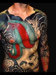 best 25 japanese snake tattoo ideas on pinterest cobra tattoo