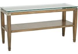 Dark Wood Sofa Table Braden Brown Sofa Table Sofa Tables Dark Wood