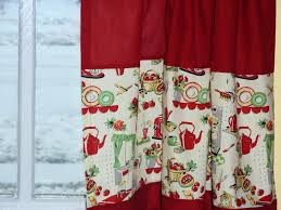interior cafe curtains for kitchen grape kitchen curtains