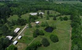 West Tennessee Auction Barn Tennessee Ranches And Land For Sale U2013 United Country Ranches