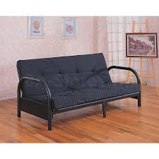 modern futon sofa bed furniture sleek and modern futon beds walmart for your small space