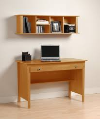 Oak Study Desk Furniture Perfect Combination Of Wooden Study Desk And Hanging