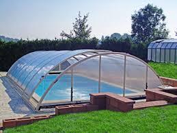 inside swimming pool pool enclosure universe retractable pool cover sunrooms