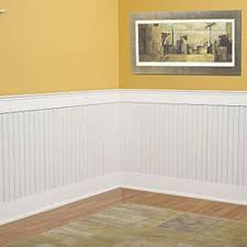 Bathroom With Wainscoting Ideas by Decorating Charming White Azek Beadboard Wainscoting Matched With