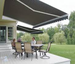 Patio Awnings Retractable Awnings The Window People