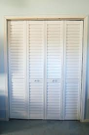 Vented Bifold Closet Doors Louvered Bi Fold Wardrobe Doors Closet Models