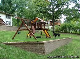 sloped backyard ideas gogo papa com